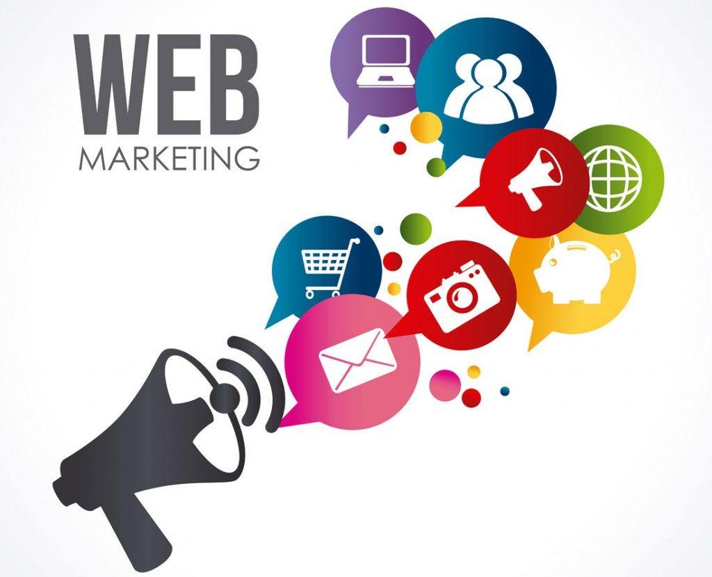 marketing spletne strani